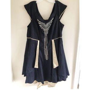 Torrid fantastic beast dress